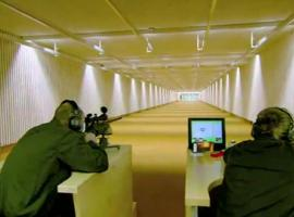 Shooting range in Stuttgart is modern and offers perfect service