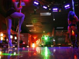 Let your stag night top off with a visit of strip club