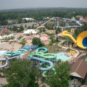 Amazing water park in Stuttgart!